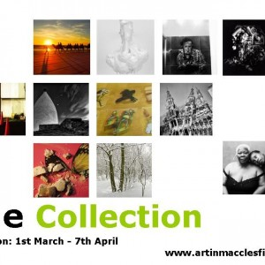 The collection flyer front1