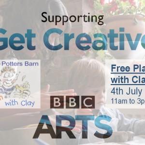 BBC Get Creative Day 4th July
