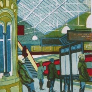 Platform 6 Crewe