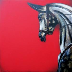Jack the rocking horse