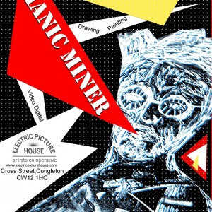 Manic Miner Poster